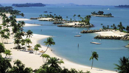 The Sentosa Island