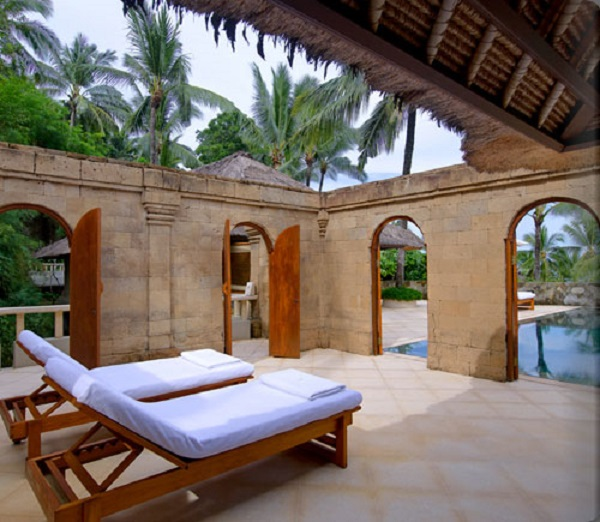 4. The Amankila in Bali