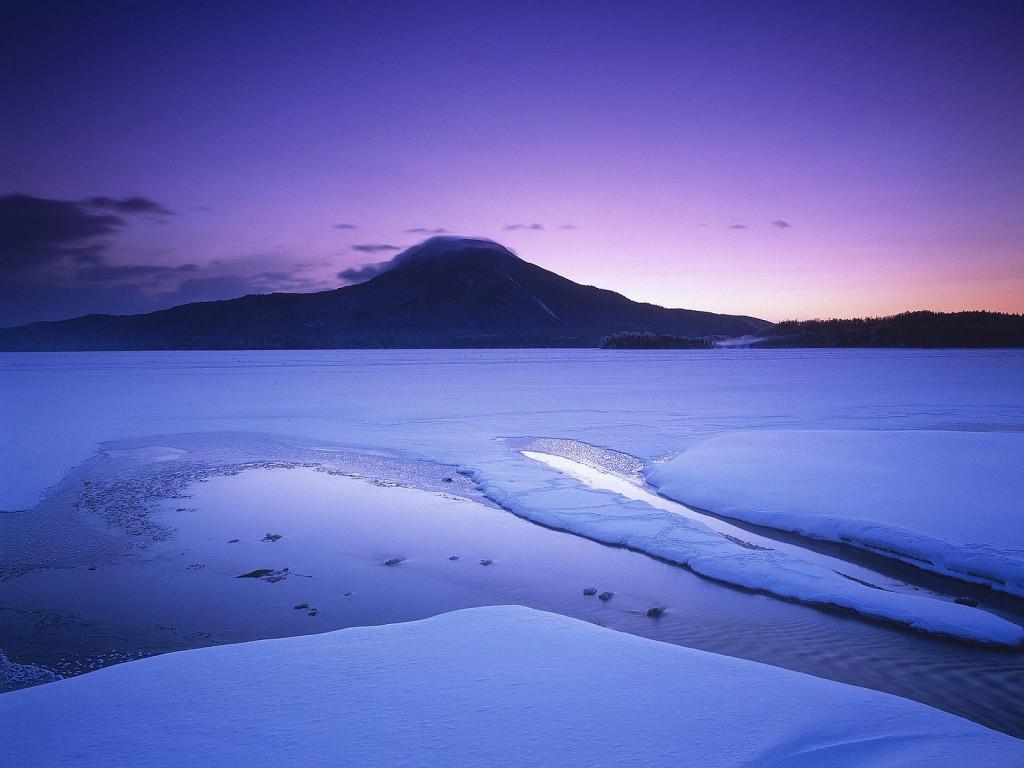 Akan-National-Park-in-Winter-Hokkaido-Japan